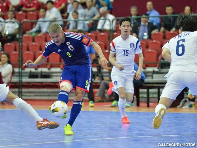 japan futsal league