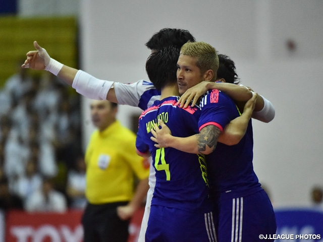 Japan edge Thailand, roll into AFC Futsal Championship semifinals