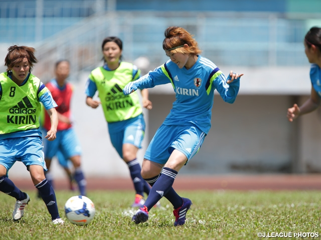 Nadeshiko Japan – opening match in AFC Women's Asian Cup today