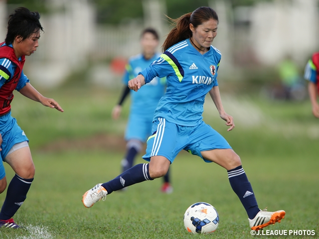 Nadeshiko Japan – will playing against China for AFC Women's Asian Cup Semifinal