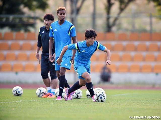 U-21日本代表 第17回アジア競技...
