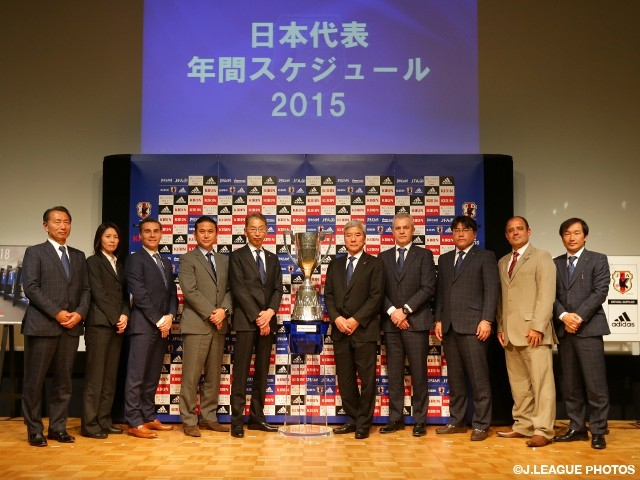 SAMURAI BLUE to begin World Cup Qualifiers in June, Nadeshiko target back-to-back championship – Japan National Teams schedule and action plan