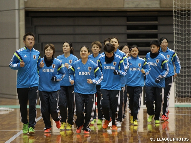 Japan women's futsal national team to play first international friendly in country; men's squad to entre second game against Croatia