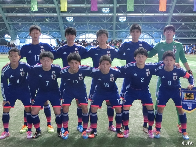 U-17日本代表 第11回国際ユース...