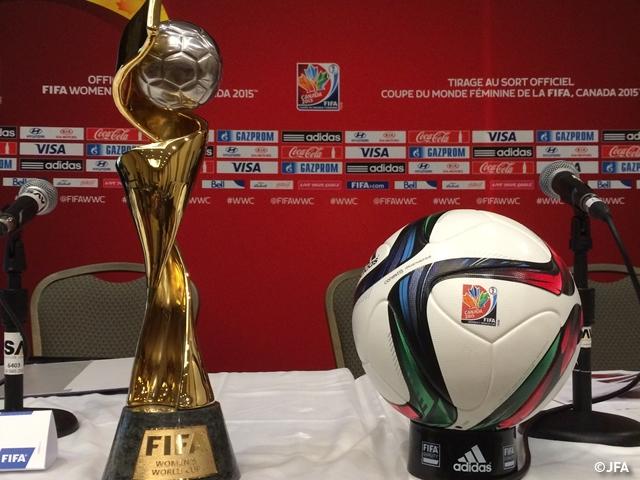 日本サッカーミュージアム FIFA女子ワールドカップ カナダ2015大会トロフィー特別展示のお知らせ