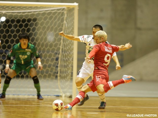a5c6a0f6fd Japan s futsal championship PUMA CUP 2015 about to get underway ...