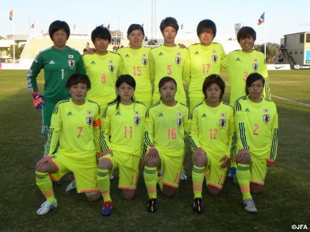 U-23日本女子代表 ラ・マンガ国際大会活動レポート(2/28)