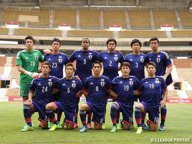U-22日本代表 AFC U-23選手権予...