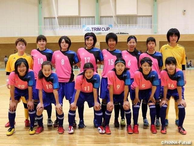 フットサル日本女子選抜 トリム...