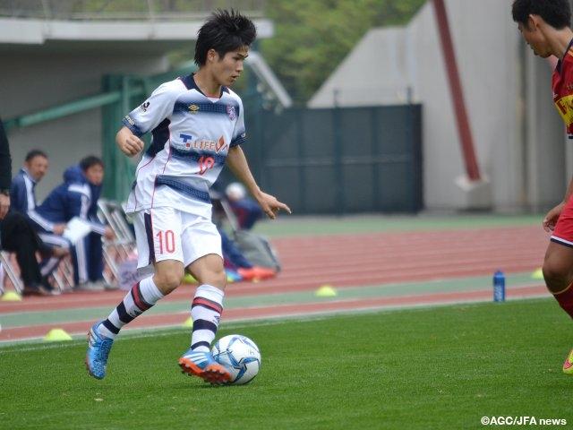 FC東京U-18が4発快勝 高円宮杯U-...