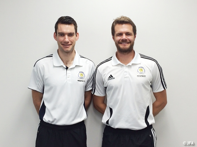 a6e240558bc Referee s Exchange Programme with Football Federation Australia -  Introducing Australian referees invited