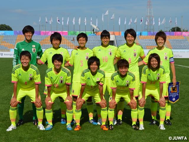 ユニバーシアード日本女子代表 ...