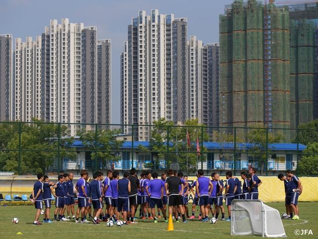 EAFF東アジアカップ2015決勝大会...