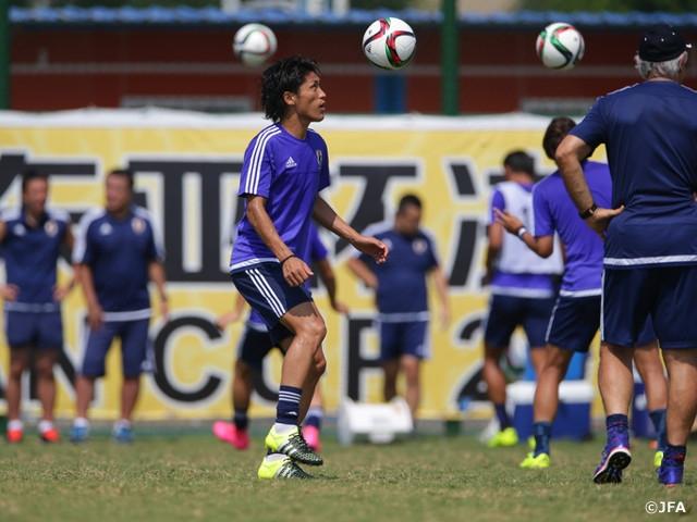 EAFF東アジアカップ2015