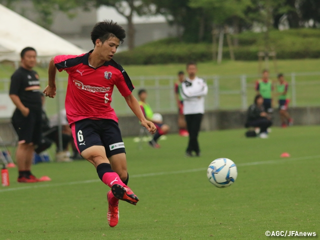 Leaders Cerezo Osaka To Meet Riseisha Unbeaten In Four Matches In Prince Takamado Trophy U 18 Premier League West Japan Football Association