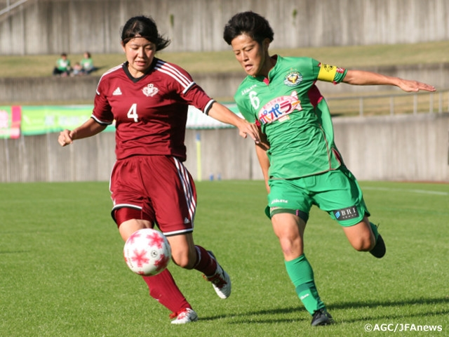 Nippon TV Beleza carries on their steady progress to win the