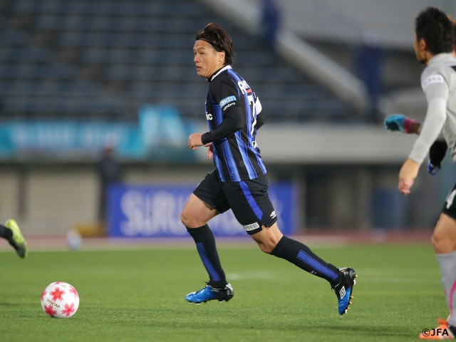 Gamba Osaka And Hiroshima Urawa And Kashiwa Meet At 95th Emperor S Cup Semis Japan Football Association