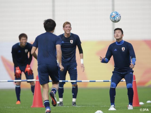 U-23日本代表 準決勝を見据えて...