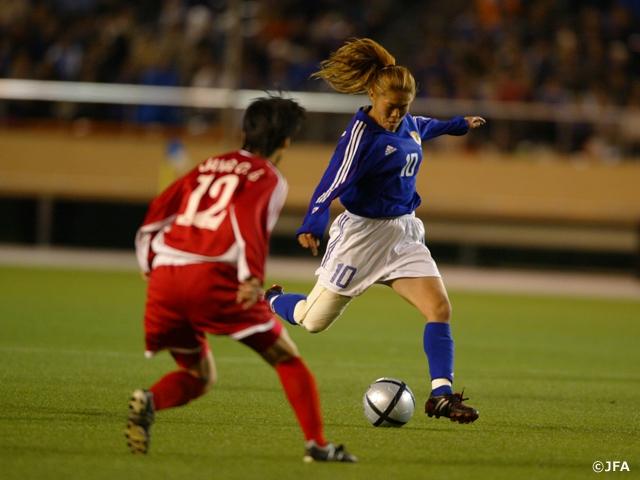 再びともされた、女子サッカーの...
