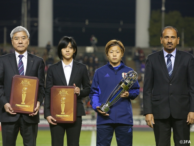 ab198754a7 AFC Annual Awards 2015 held at Kincho Stadium