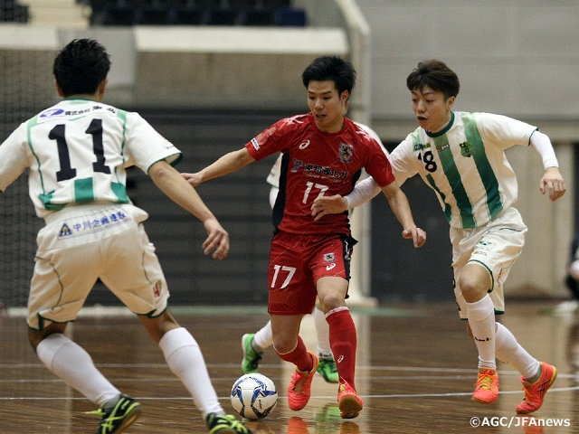 Who will be the champion of Japan? The 21st All Japan Futsal Championship has kicked off