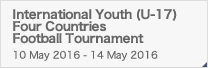 International Youth (U-17) Four Countries Football Tournament