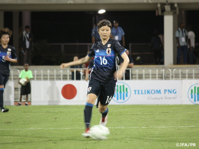 【女子サッカー/親善試合】U-20日本女子代表、U-20女子W杯開催国パプアニューギニアに10-0大勝!5/27米国戦(※日本は主力選手多数不参加)©2ch.netYouTube動画>3本 ->画像>36枚