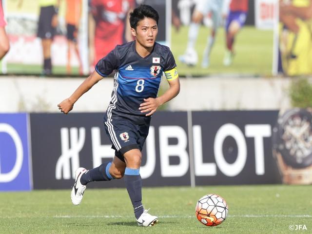 U-23日本代表 1勝3敗で第44回ト...