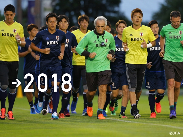 SAMURAI BLUE set off for final Asian qualifiers, facing UAE on 1 September
