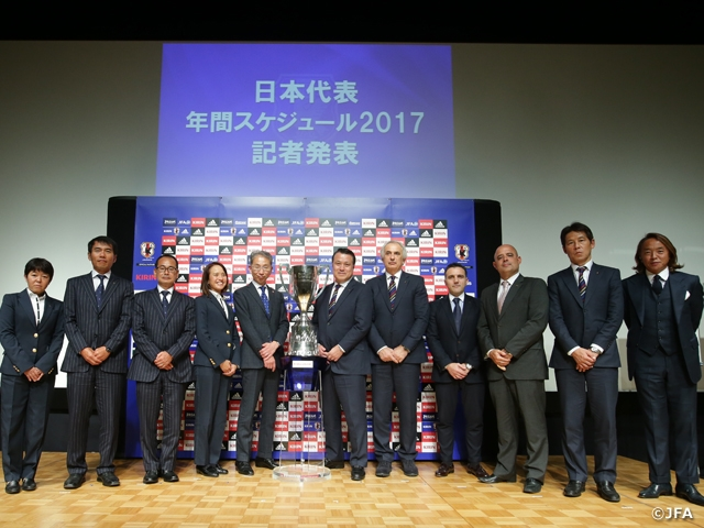 World Cup Qualifiers Final Round to resume in March, Nadeshiko to play in Kumamoto in April – Japan National Teams 2017 Schedule announced