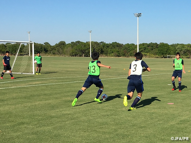 U-17日本代表、FIFA U-17ワール...
