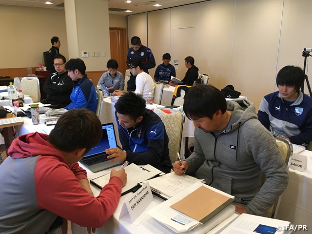日本で初となるAFC Futsal Fitness Coaching Course Level 1を開催