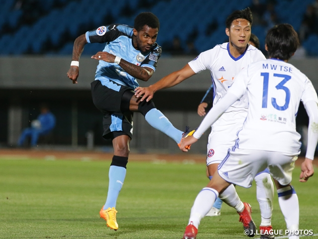 Full Report Kawasaki Top The Group And Advance To Round Of 16 Gamba Osaka End Their Asian Campaign Final Matchday Of Acl Group Stage Japan Football Association