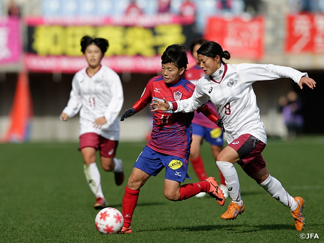 第39回皇后杯全日本女子サッカー...