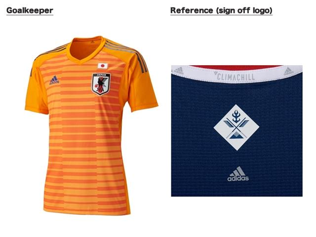 b95ab95ce Japan National Team s new kit released