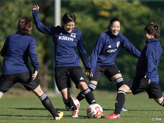 なでしこジャパン 2連勝にも平常心で次戦の準備~EAFF E-1 サッカー選手権 2017 決勝大会