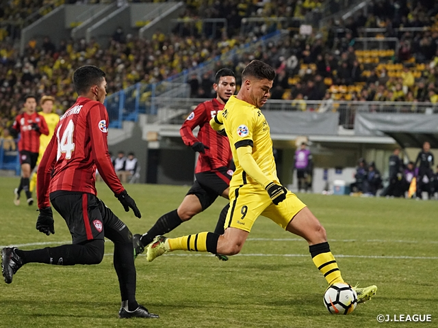 Kashiwa advances to ACL group stage with 3-0 win over Muangthong