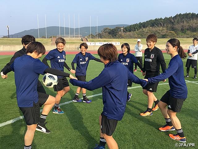 なでしこジャパン MS&ADカップ2...