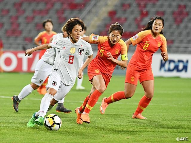 なでしこジャパン 中国に3-1で勝...