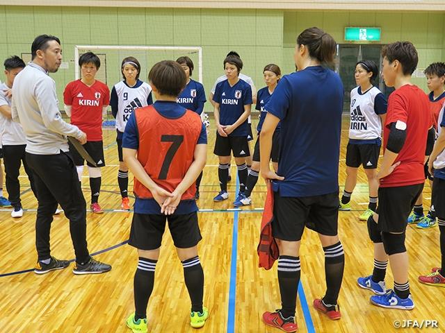 フットサル日本女子代表 AFC女子...