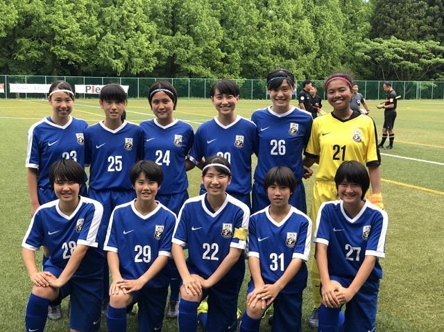 JFA第23回全日本U-15女子サッカ...