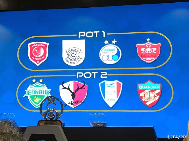 Fixtures of AFC Champions League 2018 Quarterfinals has been