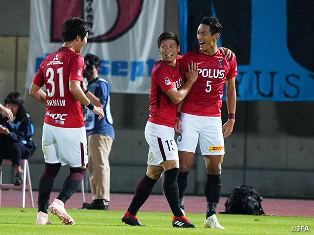 Urawa advances to their first Semi-finals in three years at the 98th Emperor's Cup Quarterfinals – Urawa vs Tosu