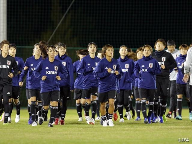 いい競争をして世界で戦える強いチームに ~国際親善試合[11/11(日)@鳥取 vsノルウェー女子代表]~