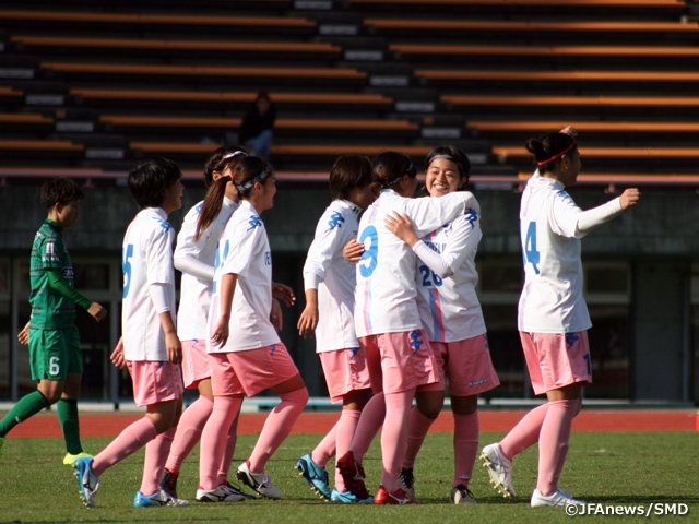 Fixtures of Round of 16 determined as defending Champions BELEZA advances at Empress's Cup JFA 40th Japan Women's Football Championship