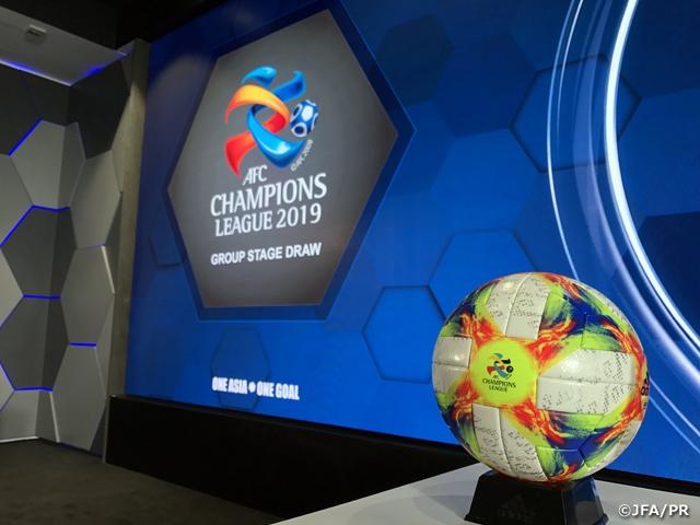 AFCチャンピオンズリーグ2019 サ...