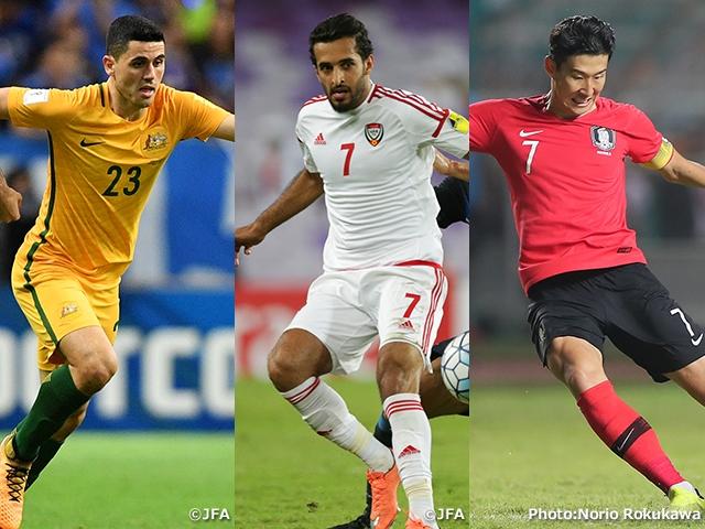 AFCアジアカップUAE2019 プレビ...