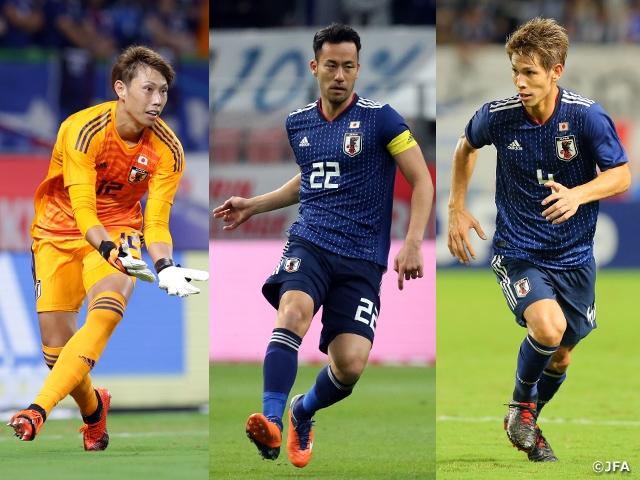 AFCアジアカップ2019日本代表メ...
