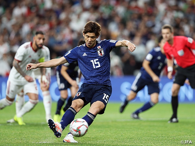 Propelled by Osako's brace SAMURAI BLUE wins over Iran to advance through to Final – AFC Asian Cup UAE 2019 (1/5-2/1)