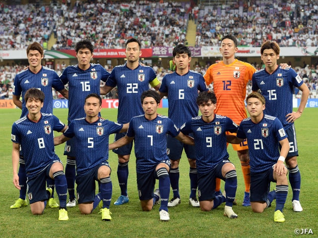 584534575cc 【Asian Cup UAE 2019 Final Preview】One more win for Japan to recapture the